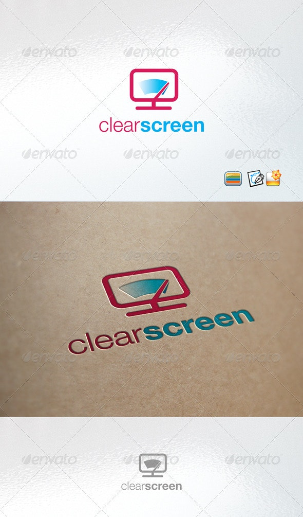 Clearscreen - Crests Logo Templates