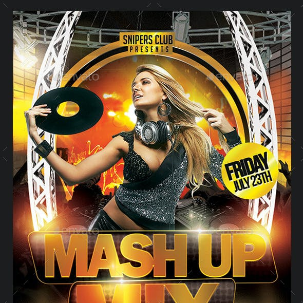 Mashup Mix Party
