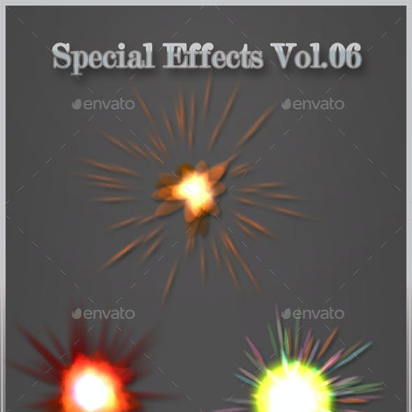 Special Effects Vol.06
