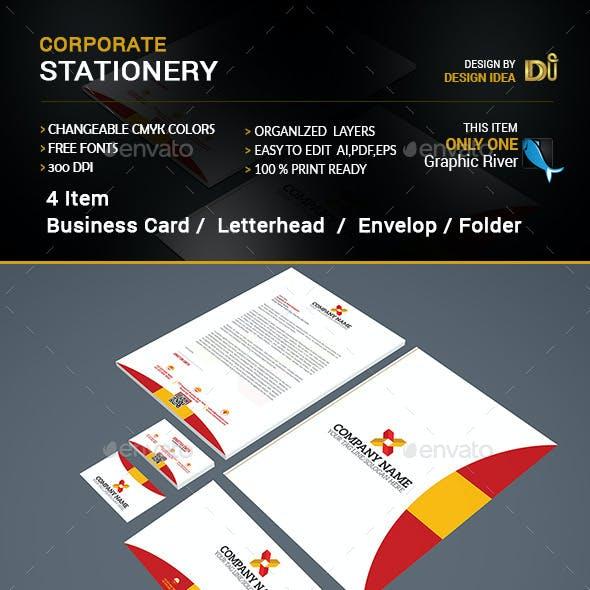 Corporate Stationery