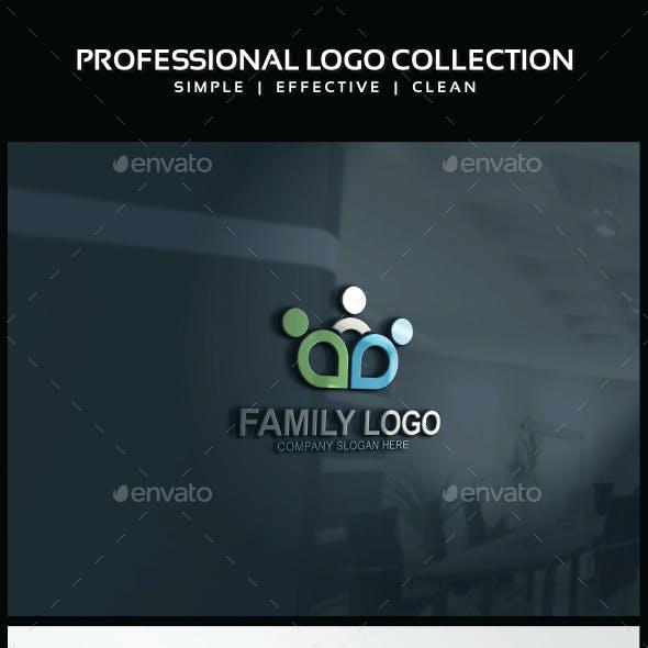 Family, Social Logo