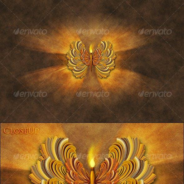 Fire Golden Wings