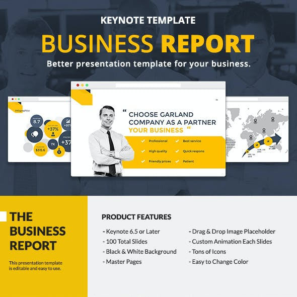 Business Report Keynote