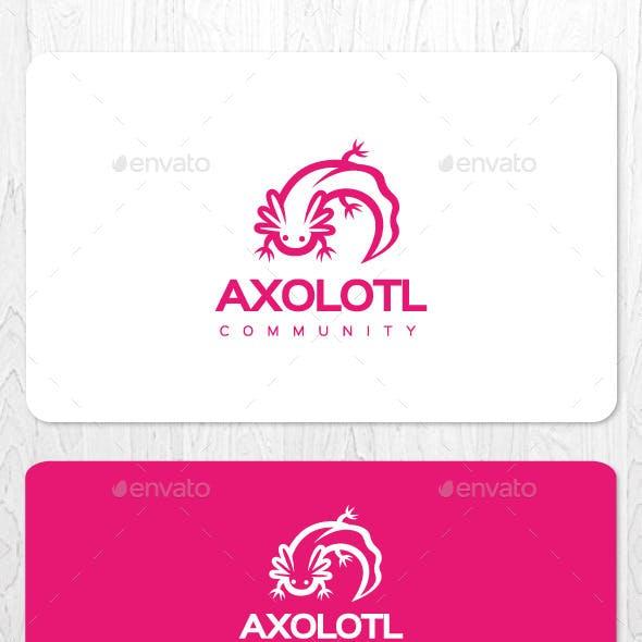 Axolotl Logo