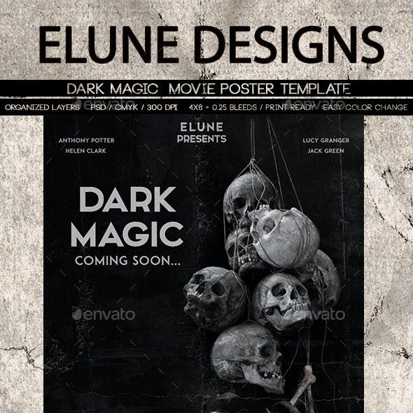Dark Magic Movie Poster