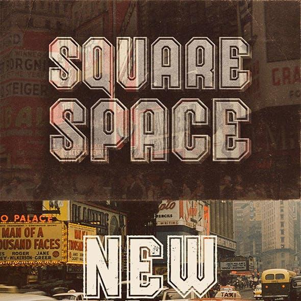 SquareSpace Custom Font