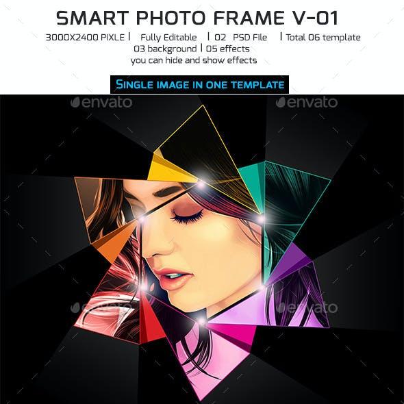 Smart Photo Frame V-01