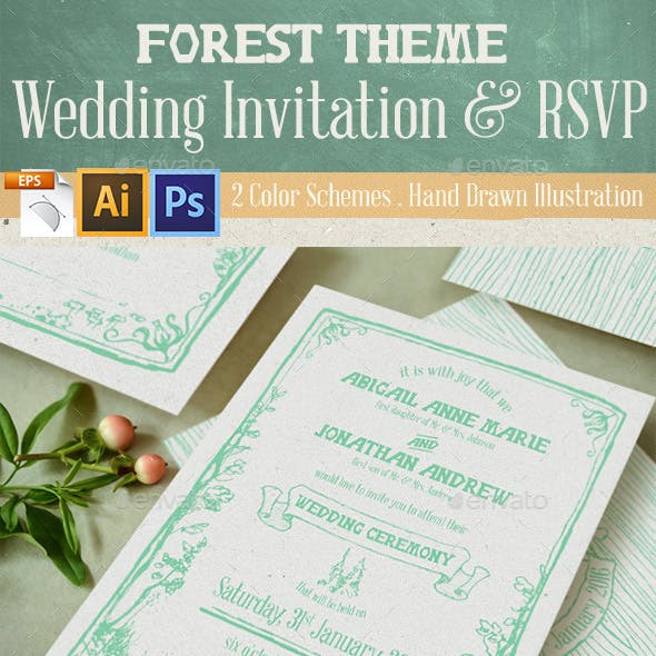 Wedding Package Graphics, Designs & Templates from GraphicRiver