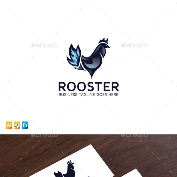 Rooster Flame