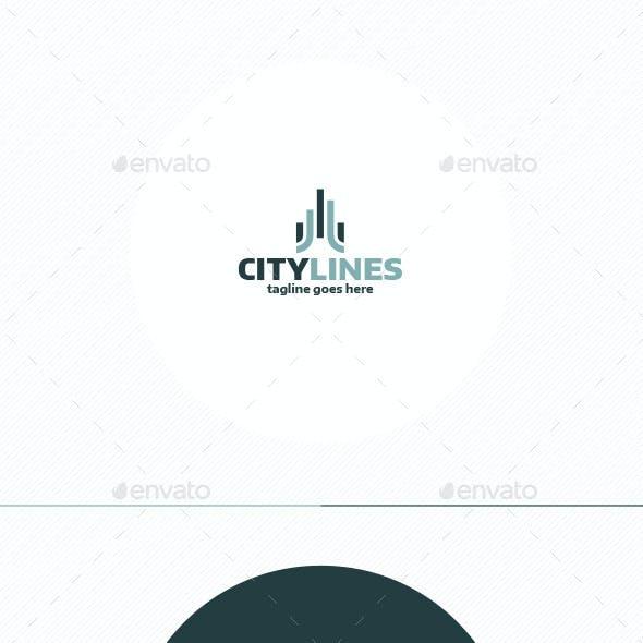 City Lines Logo