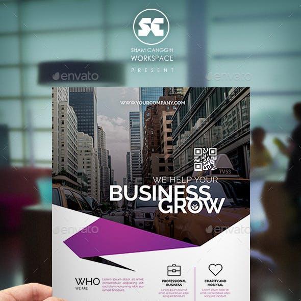 Creative Corporate Flyer / Magazine Ads