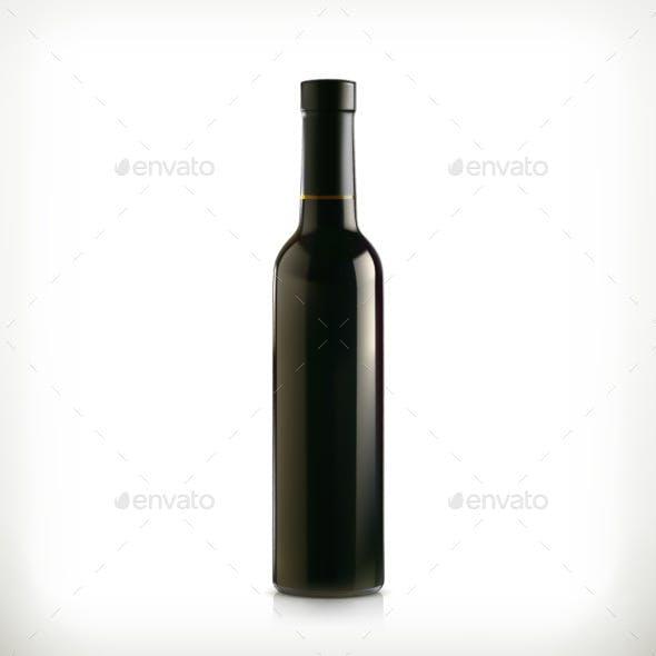 Classical Wine Bottle