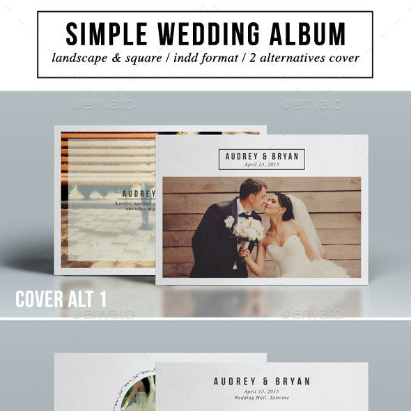 Wedding Album Graphics Designs Templates From Graphicriver