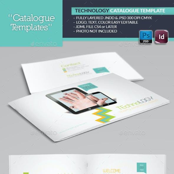 Tecnology Catalogue Template