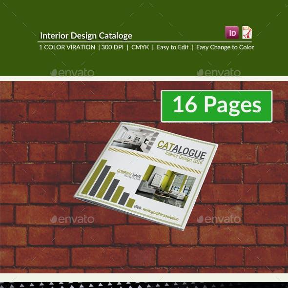 Interior Design Cataloge