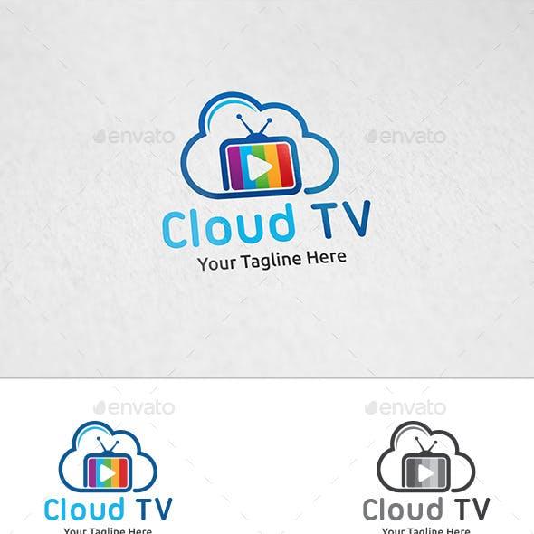 Cloud TV Logo