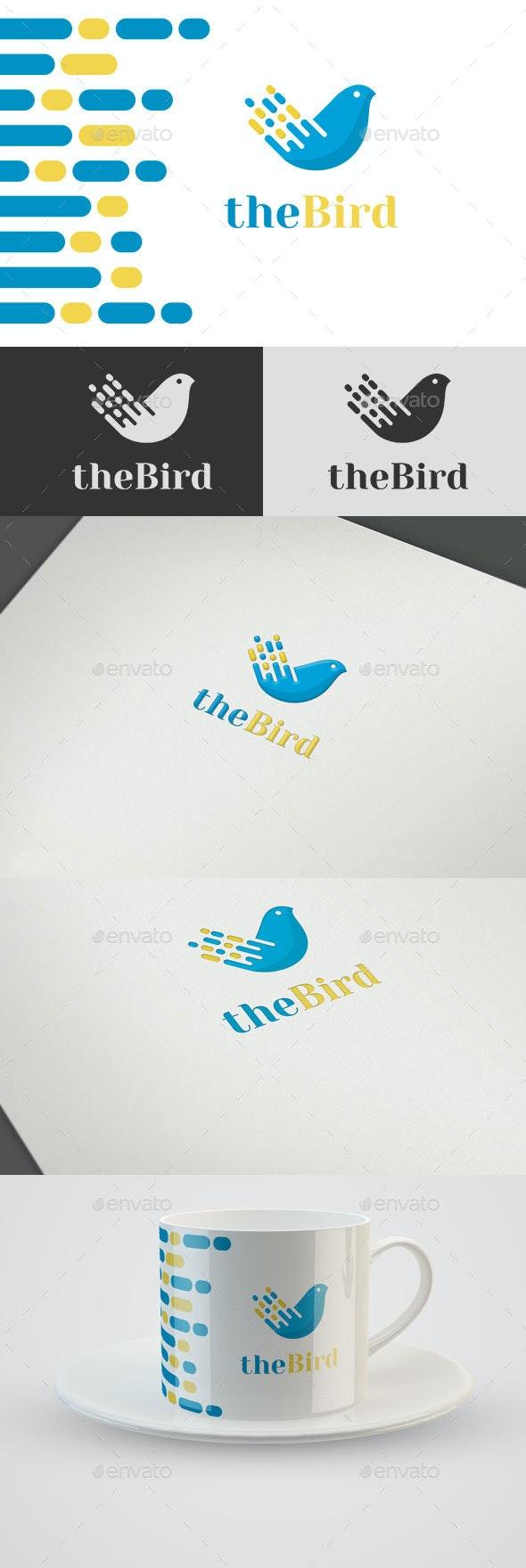 The Bird Logo - Animals Logo Templates