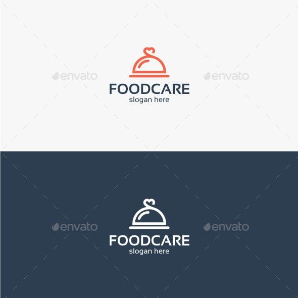 Food Care - Logo Template