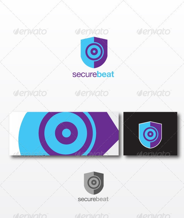 Securebeat - Objects Logo Templates