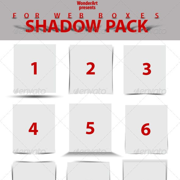 Realistic Shadow Pack