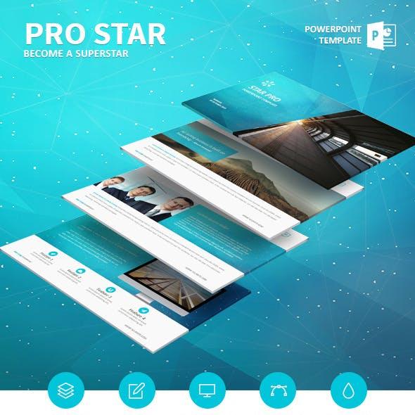 ProStar - PowerPoint Template