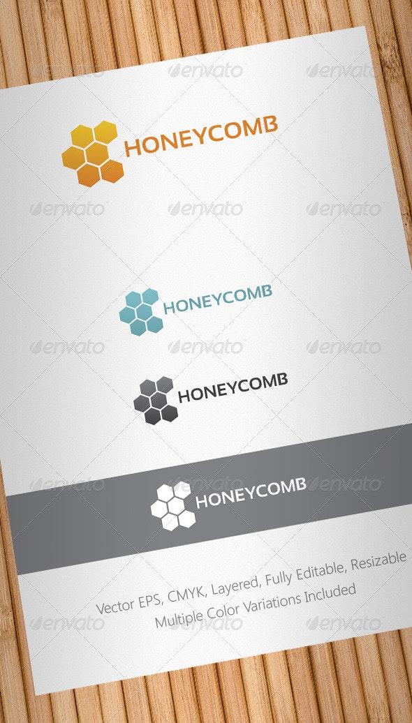 Honeycomb Logo Template - Abstract Logo Templates