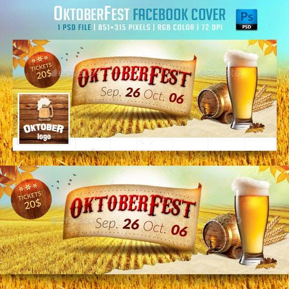 OktoberFest Facebook Cover v2
