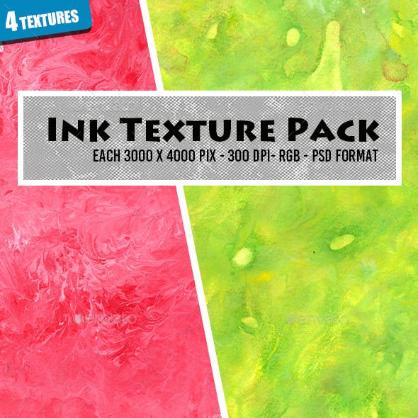 Ink Texture Pack 53