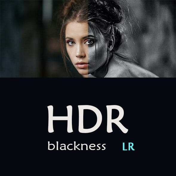 HDR Blackness Lr