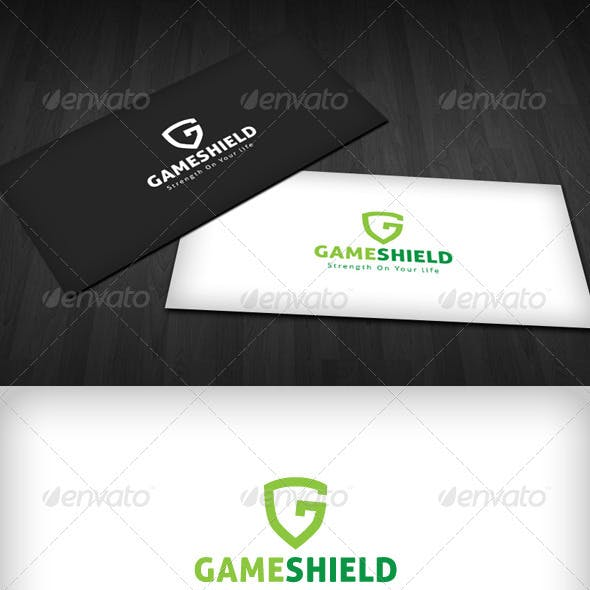 Game Shield Logo