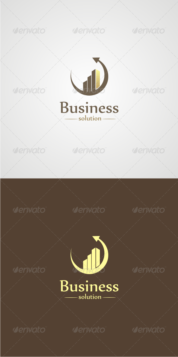 Business Logo - Vector Abstract