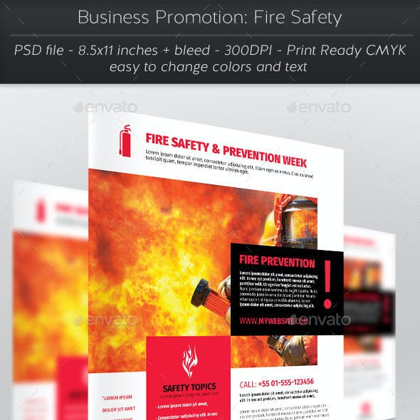 Business Promotion: Fire Safety