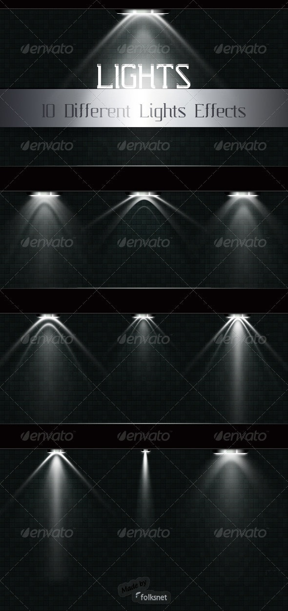 Light Effects - Miscellaneous Graphics