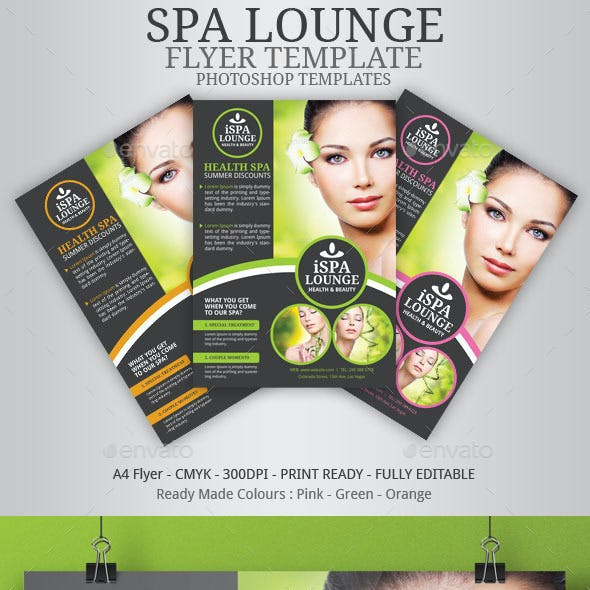 Spa Flyer