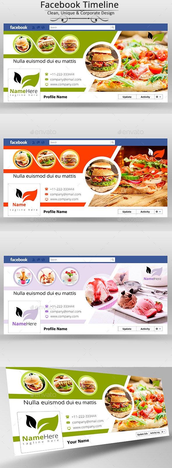 Food & Restaurants Facebook Covers - Facebook Timeline Covers Social Media