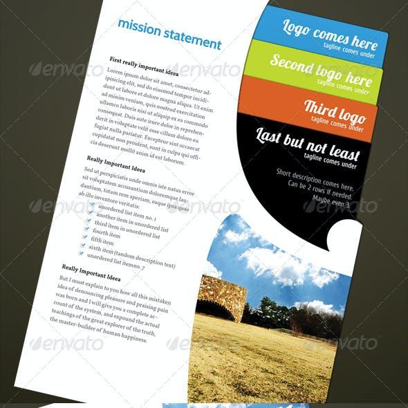 Brochure Unique Template.