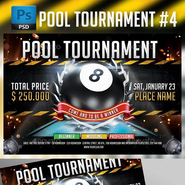 Eight Ball Graphics, Designs & Templates from GraphicRiver