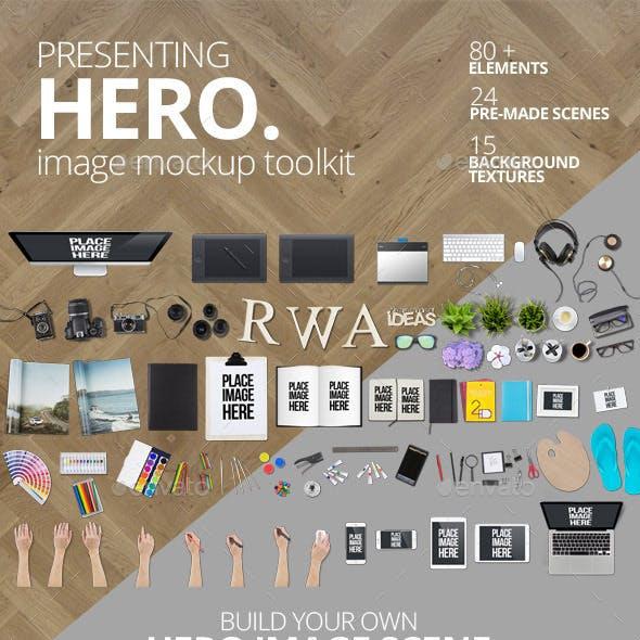 Hero Mockup Toolkit
