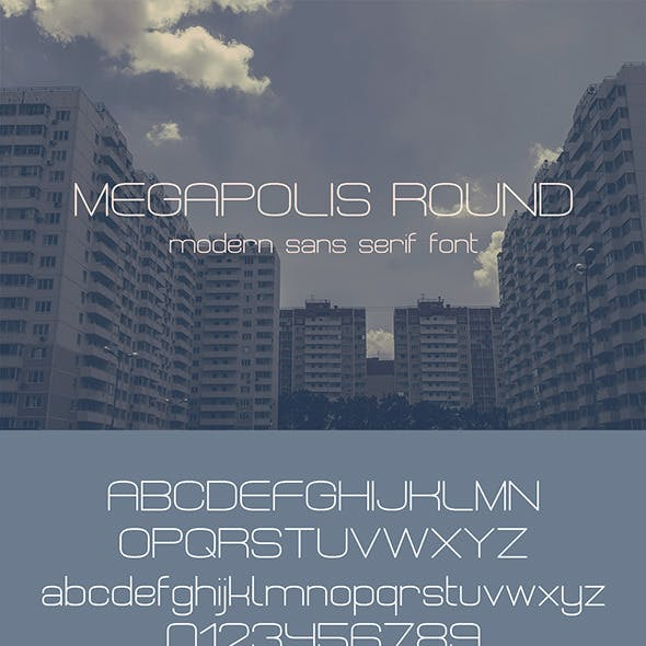 Megapolis Round