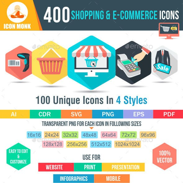 400 Shopping and E-Commerce