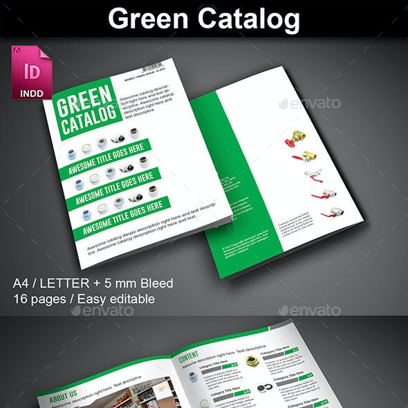 Green Catalog