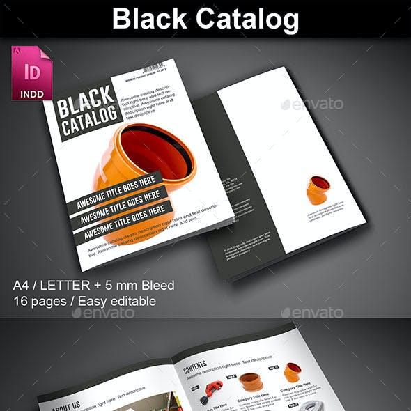 Black Catalog