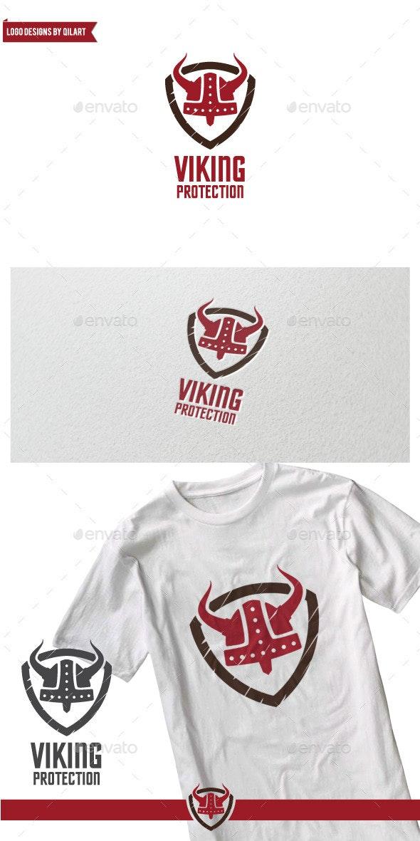 VikingProtection - Abstract Logo Templates