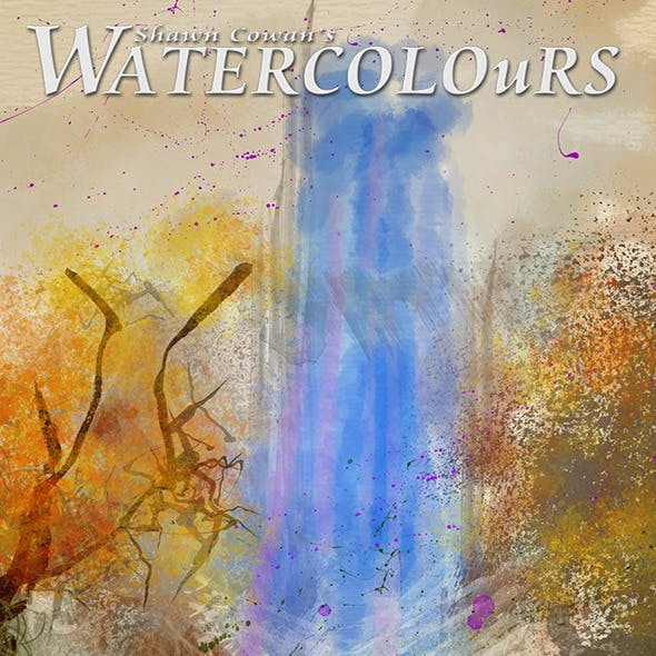 100 Watercolor Brushes