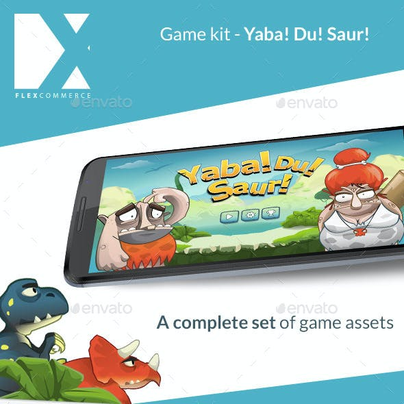 YabaDuSaur - Game Kit