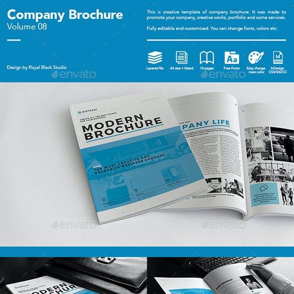 Company Brochure Vol.8