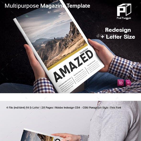 Multipurpose Magazine Vol.3