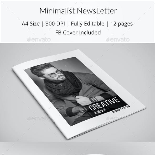 Minimalist NewsLetter