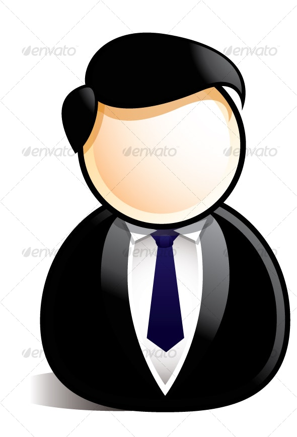 Business Man - People Characters