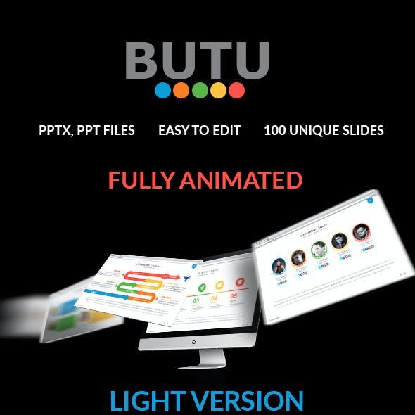 Butu Powerpoint Presentation
